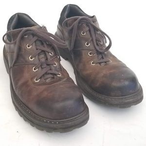 Timberland Leather Casual/Hiking Shoes - Size 11.5